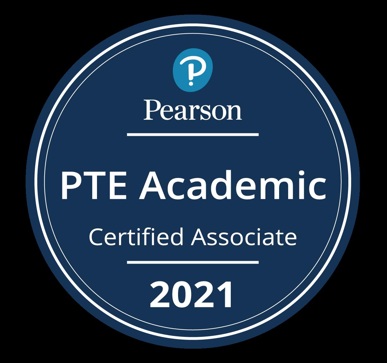 pearson-pte